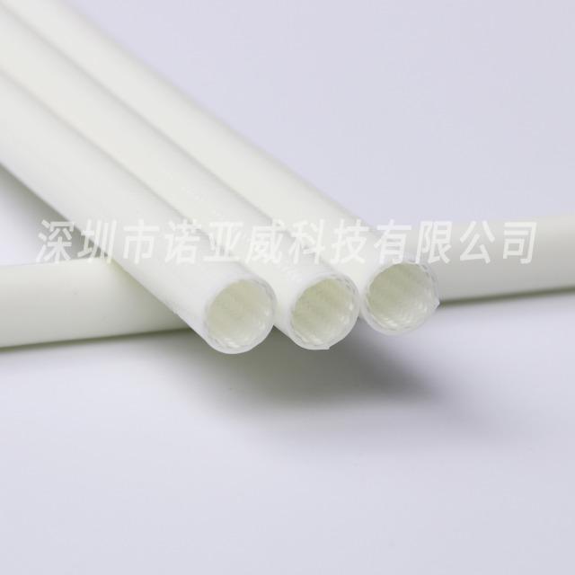 内纤外胶耐高温绝缘套管