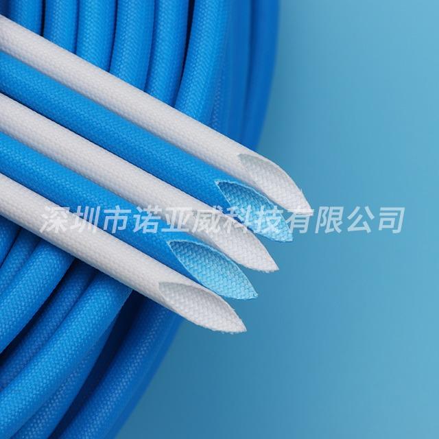 耐温200度玻璃纤维套管