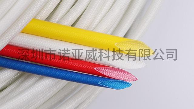 硅橡胶玻纤套管与硅树脂玻纤套管的区别你了解别吗?
