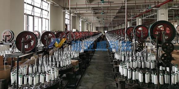 诺亚威纤维管编织机