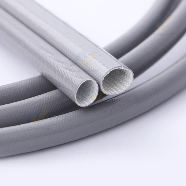 内纤外胶玻纤管