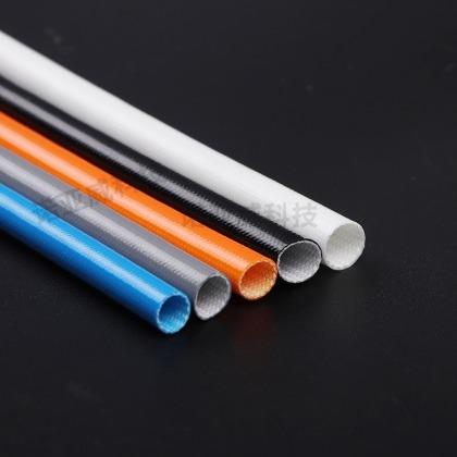 矽胶管 硅胶管4000v内纤外胶200℃