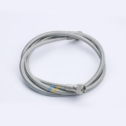铁氟龙编织直管