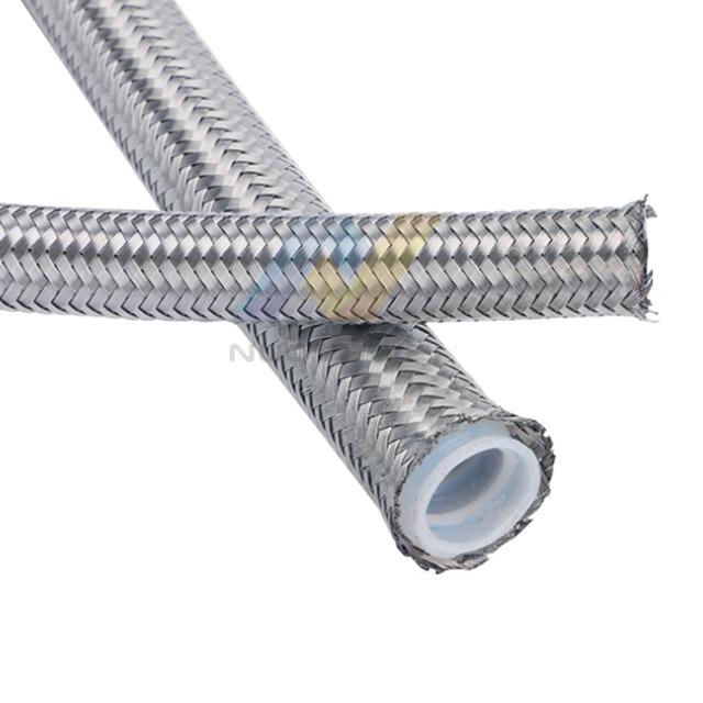 铁氟龙编织波纹管