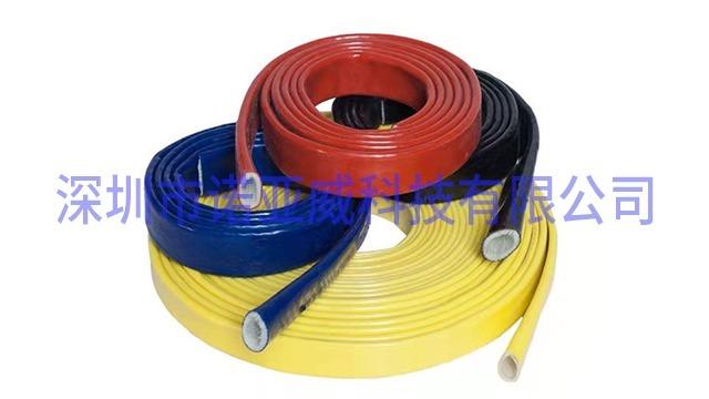 硅橡胶玻纤套管